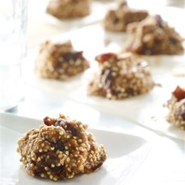 Recette NutriSimple Boules-biscuits