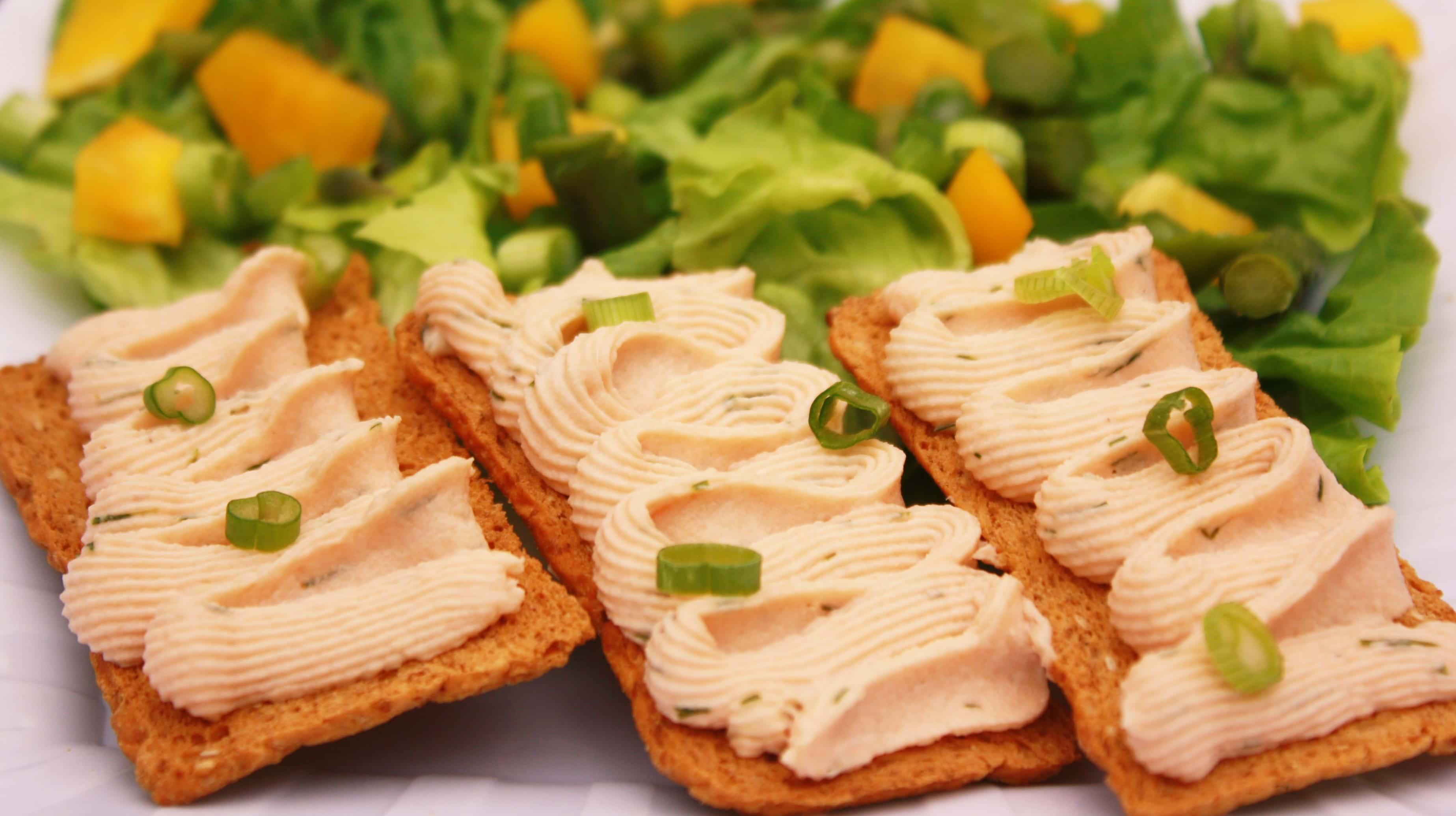 Recettes santé | NutriSimple | Tartinade de saumon fumé